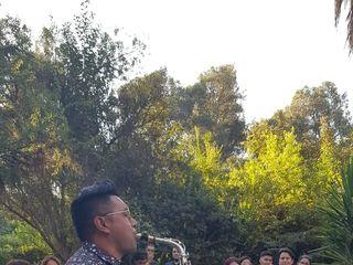 David Chávez Saxofonistas 5
