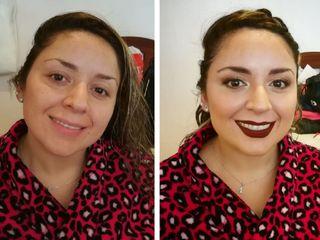 Caro Yissi Make Up 1