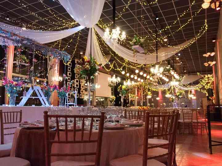 Terrazas De La Reina Rosa Ibar Banquetes