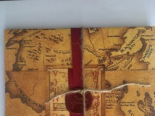 Isacolors Scrapbook Invitaciones 2