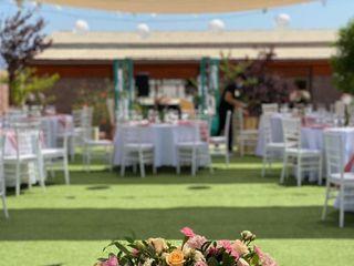 Florería Flores y Bodas 3
