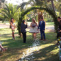 El matrimonio de Leandro Delgado y Mesón del Parque 12
