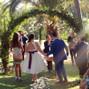 El matrimonio de Leandro Delgado y Mesón del Parque 13