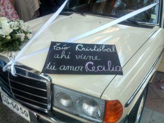 Autos para Matrimonios Talca 3