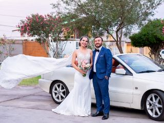 Aracely Barrenechea Novias 1