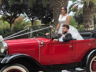 Up Autos para Matrimonios 1