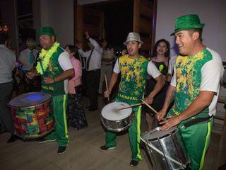 Fiesta Show Batucada 3