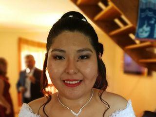 María Inés Makeup 6