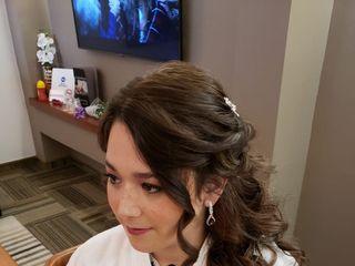 Bárbara Rojas Maquillaje y Peinados 5