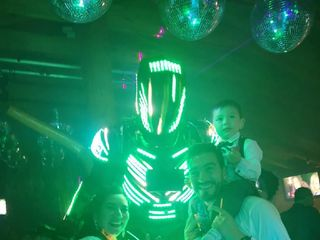 Titanled - Robot Led 4