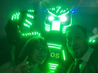 Robots led Lumix 5