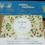El matrimonio de Cristina Brantt Hidalgo y Isacolors Scrapbook Invitaciones 8