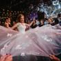 El matrimonio de Karen Pincus y Premier Novias Vestidos 20