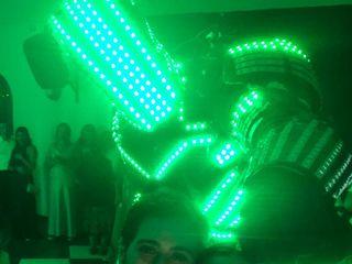 Robot LED Zeus 2