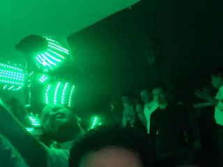 Robot LED Zeus 4