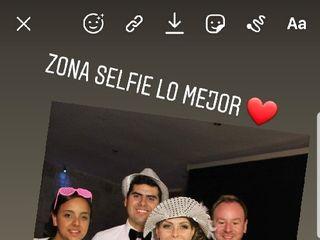 Zona Selfie 1