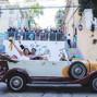 El matrimonio de Pinilla Segura y Autos Antiguos Angelina 11