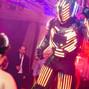 El matrimonio de Romina y Titanled - Robot Led 10