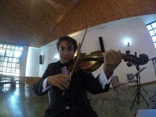 Rodrigo Venegas Violinista 2