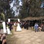 El matrimonio de Alejandra Muñoz Salinas y Rancho los Molles 1