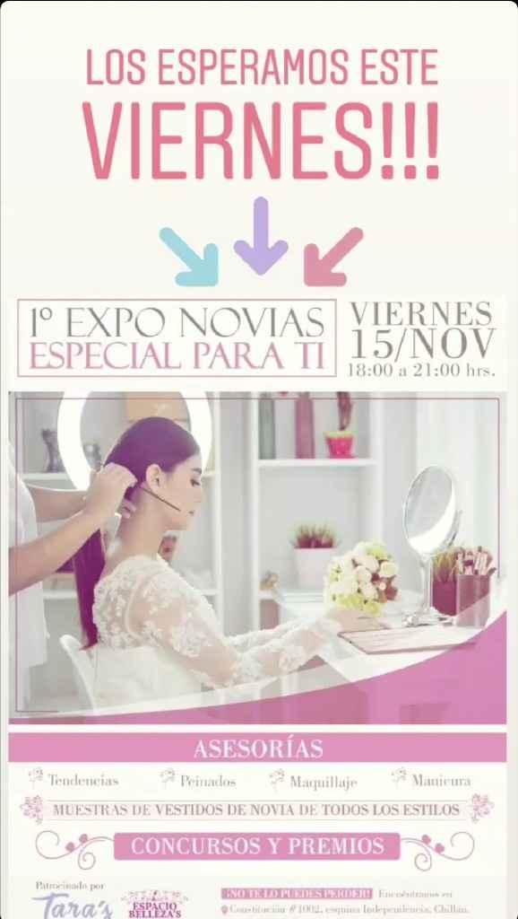 Expo novias Chillán - 1