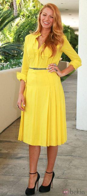 98dbc5f66b718 formal Vestidos amarillos para boda Civil 2