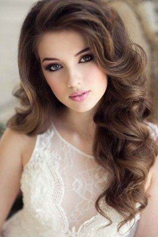 Peinados clásicos para bodas clásicas. 4