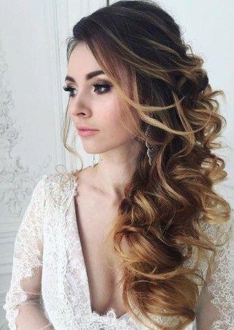 Peinados clásicos para bodas clásicas. 7