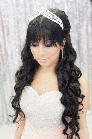 Peinados clásicos para bodas clásicas. 8