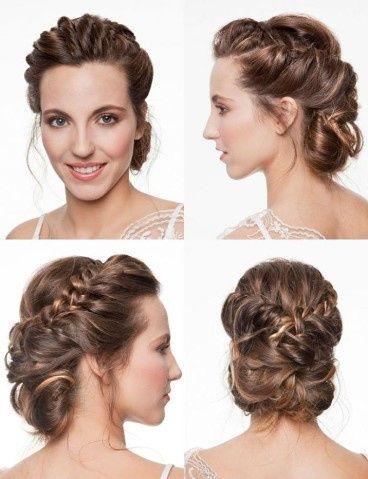 Peinados clásicos para bodas clásicas. 9