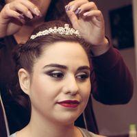 Peinado y maquillaje: Barato (bueno y bonito)