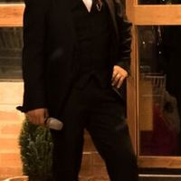 Traje: el guapo de mi marido con su traje... Bonito