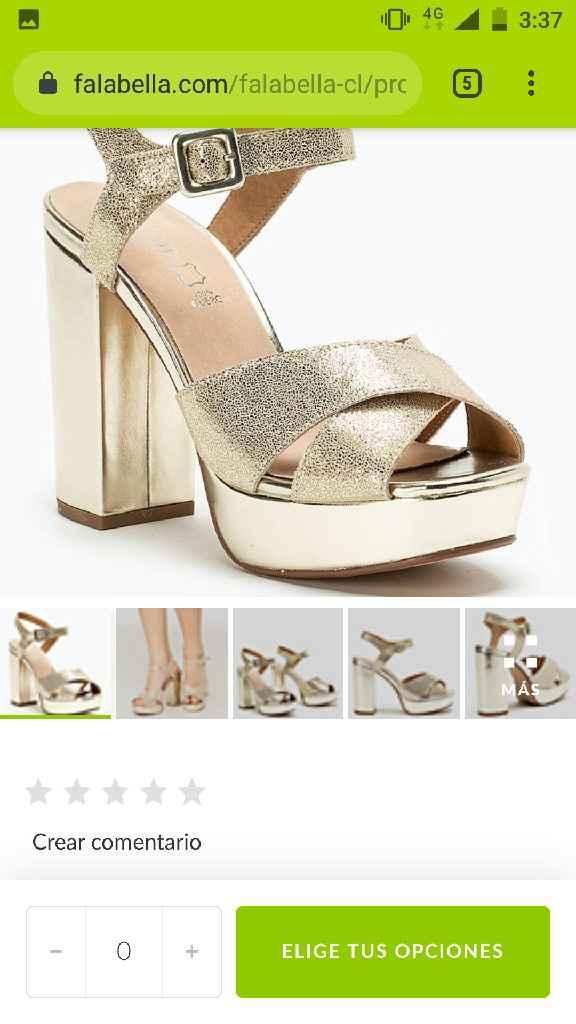 Zapatos con las 3 b ! - 1