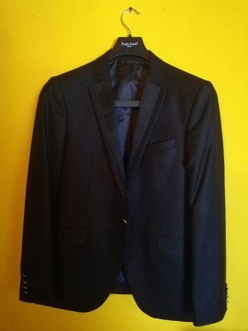 Vendo mi traje de novio - 3