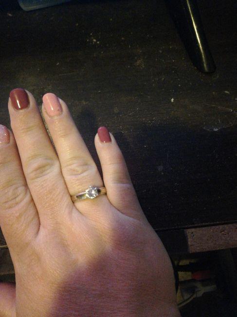 ✨ ¡Muéstranos tu anillo! 6