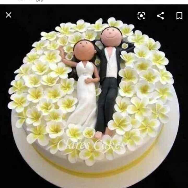 Nuestra torta fue encargada ✨❤️ - 1