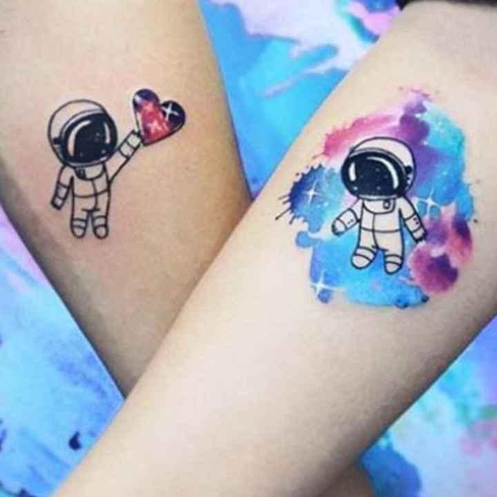 ¿Seras una novia con tatuajes? - 2
