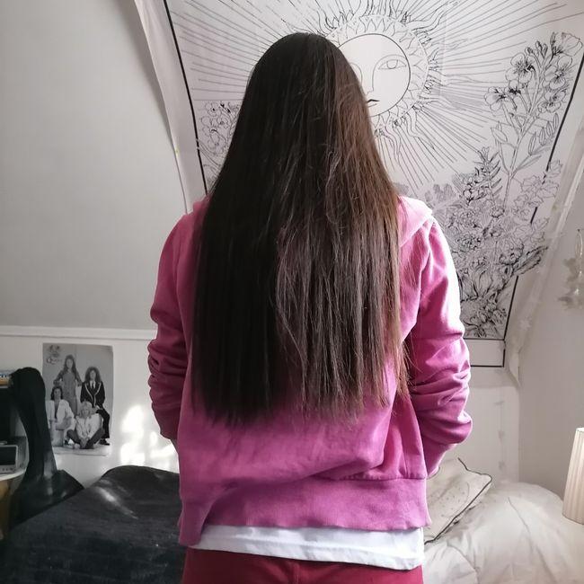 Día de peluquería 💇🏻♀️ 1