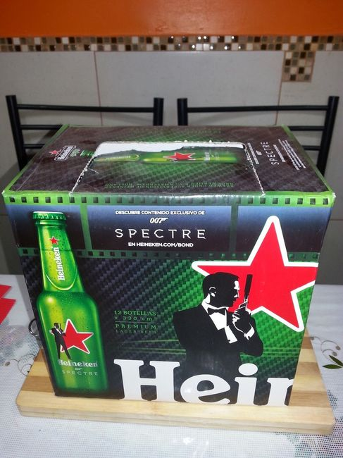 caja de cerveza