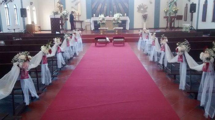 4. Decoración iglesia