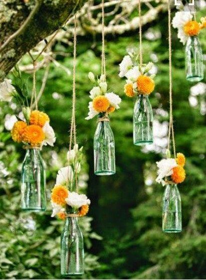 Ideas Decoración Boda Al Aire Libre Primavera