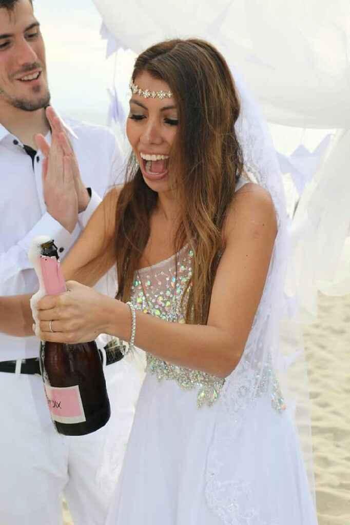 ¡Sube tu foto favorita de recién casados! - 1