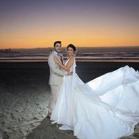 Vendo vestido de novia , viña del mar - 1