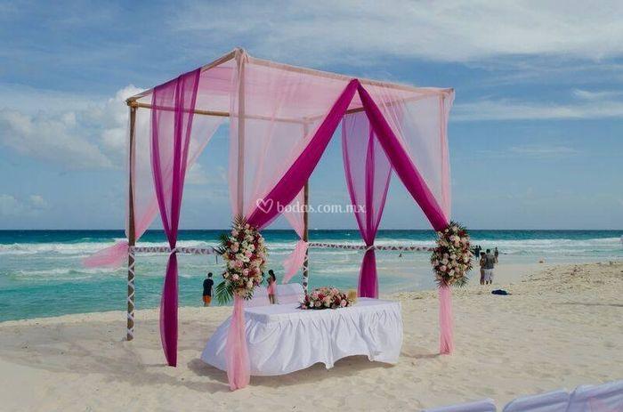 Matrimonio Simbolico Colombia : Matrimonio simbólico low cost en el caribe
