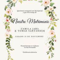 Invitaciones Matrimonio - 2
