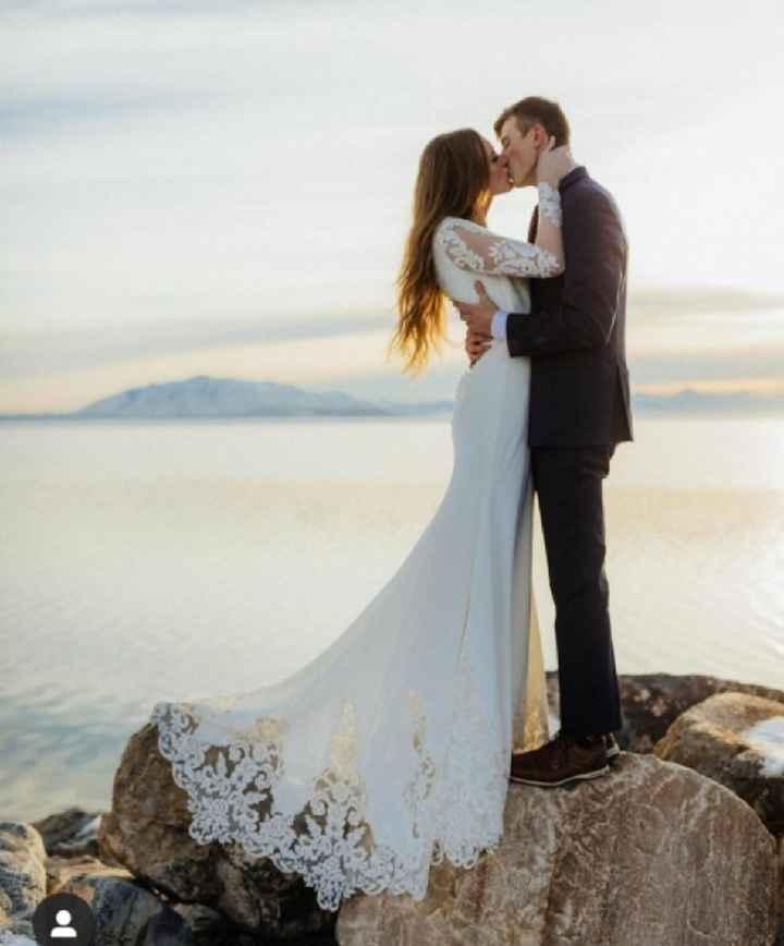 Pauli: El vestido con el que me casaría sería vintage-boho - 1