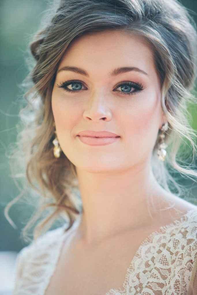 Marina, mi look de novia - 2