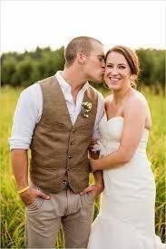 Look novio para matrimonio rústico o de día 7
