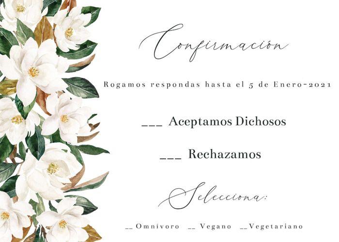 Invitaciones 💌 2