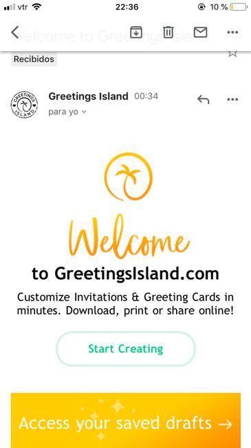 Invitaciones 💌 3